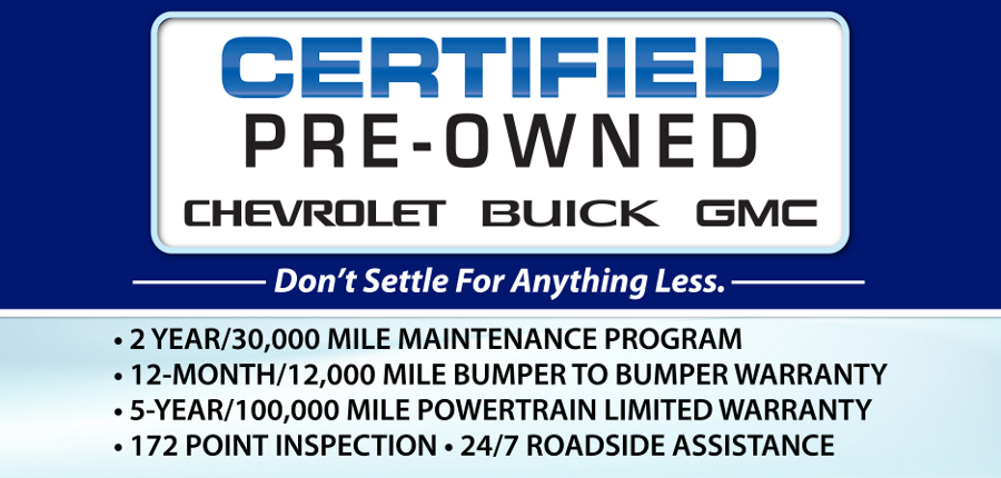 Dick Norris Buick Gmc Certified Used